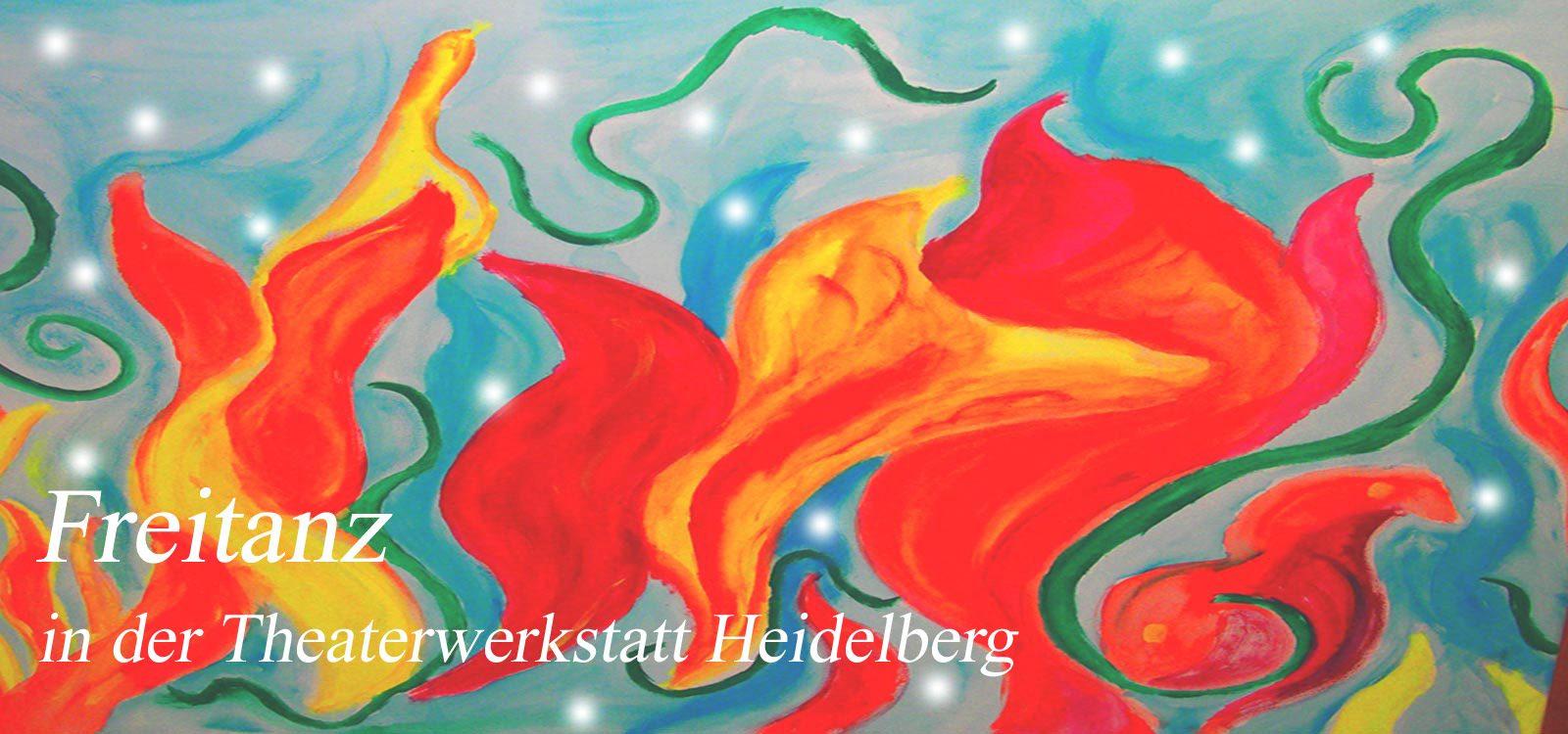 Freitanz-freies Tanzen